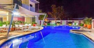 达尔文机场品质酒店 - 达尔文 - 游泳池