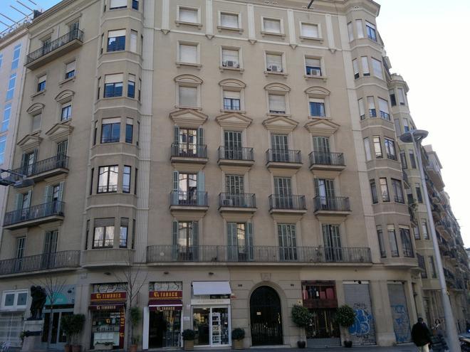巴塞罗那阿莉旅馆 - 巴塞罗那 - 建筑