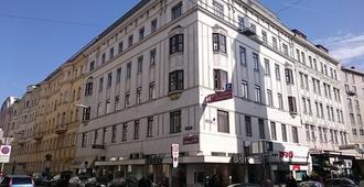 市立公园膳食酒店 - 维也纳 - 建筑