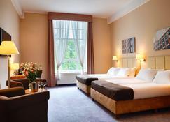 罗兹福克斯酒店 - 罗兹 - 睡房