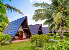 拉迪格岛度假屋 - La Digue Island