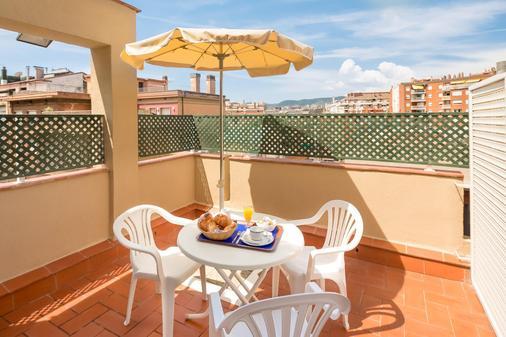 伯特伦公寓酒店 - 巴塞罗那 - 阳台