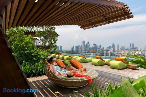 新加坡乌节门今旅 - 新加坡 - 阳台