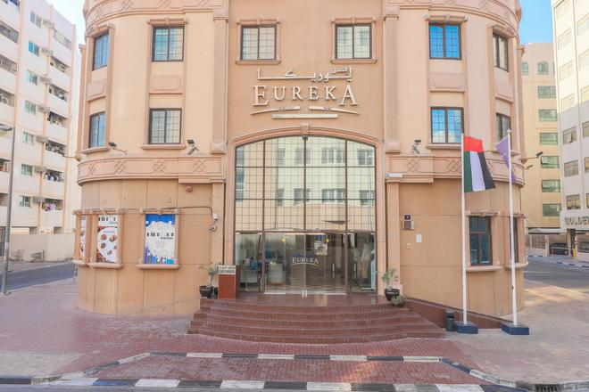 尤里卡酒店 - 迪拜 - 建筑