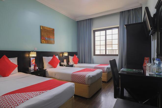 尤里卡酒店 - 迪拜 - 睡房