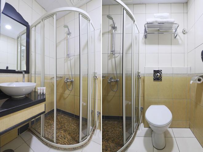 尤里卡酒店 - 迪拜 - 浴室