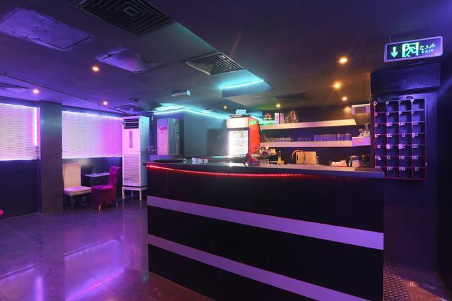 尤里卡酒店 - 迪拜 - 酒吧