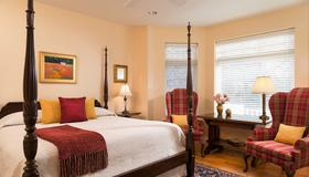 伍德利公园宾馆 - 华盛顿 - 睡房