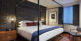 多伦多市中心凯富酒店 - 多伦多 - 睡房