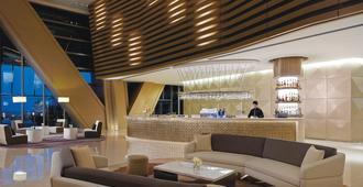 广州朗豪酒店 - 广州 - 休息厅