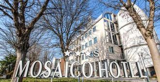 莫莎依可酒店 - 拉文纳 - 建筑