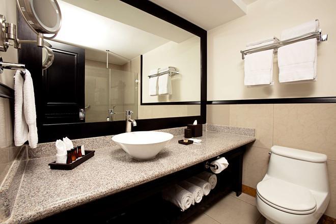 蒂卡尔富利大酒店 - 危地马拉 - 浴室