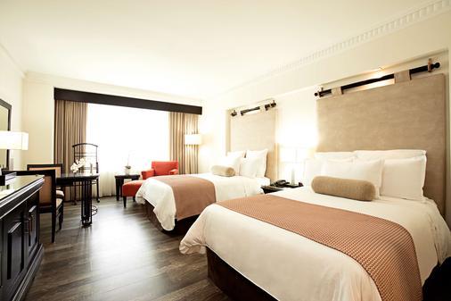 蒂卡尔富利大酒店 - 危地马拉 - 睡房