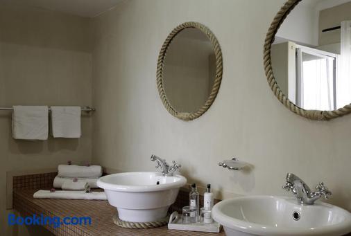 海豚沙滩宾馆 - 维德尼斯 - 浴室