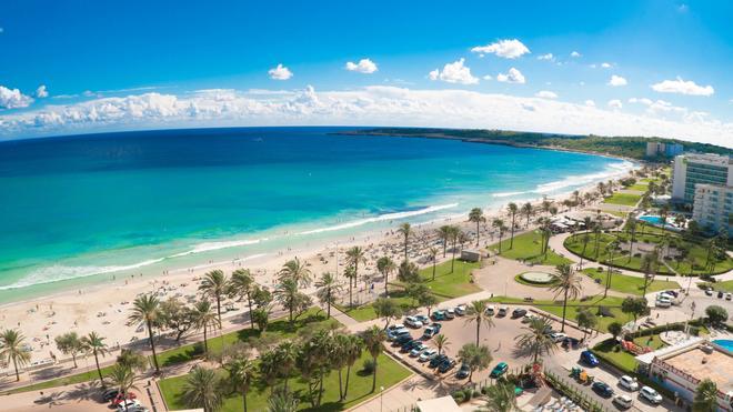 森提多卡斯特尔德玛酒店 - 卡拉米洛 - 海滩