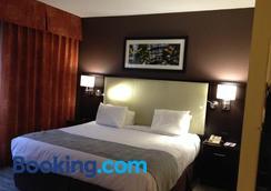 切诺基大酒店 - Cherokee - 睡房