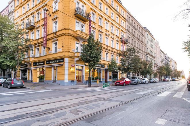 布拉格芬尼奇酒店 - 布拉格 - 建筑