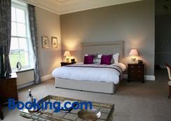 德威克利夫豪尔酒店 - 特伦特河畔伯顿 - 睡房