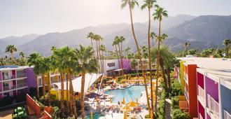 棕榈泉瑟括洛酒店 - 棕榈泉 - 户外景观