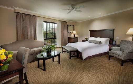 安娜贝尔海岸酒店 - 伯班克 - 睡房