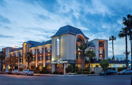 安娜贝尔海岸酒店 - 伯班克 - 建筑