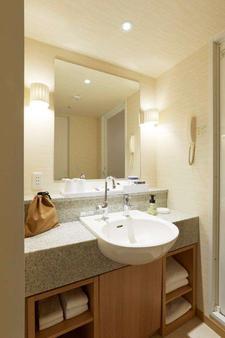 札幌京王广场酒店 - 札幌 - 浴室