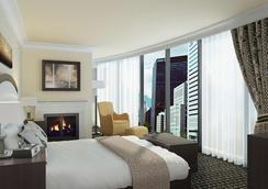 蒙特利尔圣马丁特别酒店 - 蒙特利尔 - 睡房