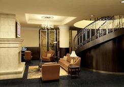 蒙特利尔圣马丁特别酒店 - 蒙特利尔 - 大厅