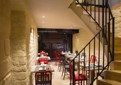 贝斯特韦斯特卡蒂耶拉丁帕特翁酒店 - 巴黎 - 餐馆