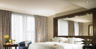 都柏林阿什林酒店 - 都柏林 - 睡房