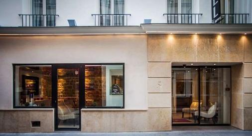卢浮宫金狮酒店 - 巴黎 - 建筑