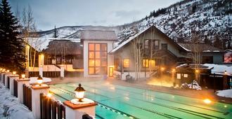 韦尔拉奇特俱乐部酒店 - 范尔 - 游泳池