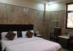 Hotel Maan K - 新德里 - 睡房