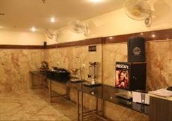 Hotel Maan K - 新德里 - 餐馆