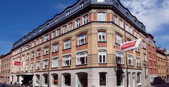 凯隆典藏酒店-特姆普瑞斯 - 马尔默 - 建筑