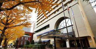 横滨蒙特利酒店 - 横滨 - 建筑