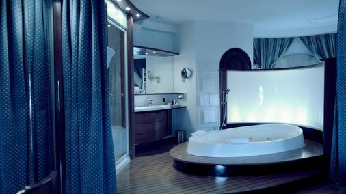 加尔顿酒店 - 里尔 - 浴室