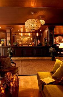 加尔顿酒店 - 里尔 - 酒吧