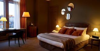 加尔顿酒店 - 里尔 - 睡房