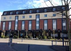 沃特福德码头酒店 - 沃特福德 - 建筑