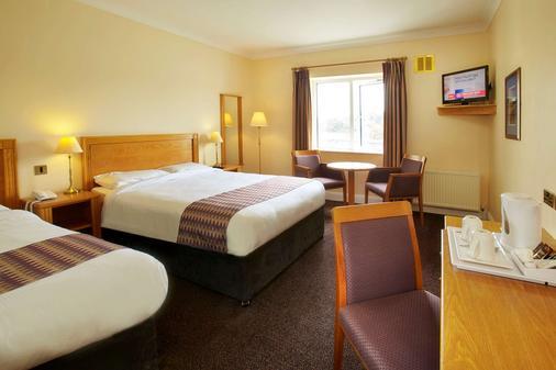 沃特福德码头酒店 - 沃特福德 - 睡房
