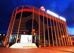 奥尔特尼亚酒店 - 克拉约瓦 - 建筑