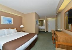 卡利斯比美洲最佳价值客栈 - 卡利斯佩尔 - 睡房