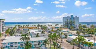 好莱坞海滩精品套房 - 好莱坞 - 户外景观