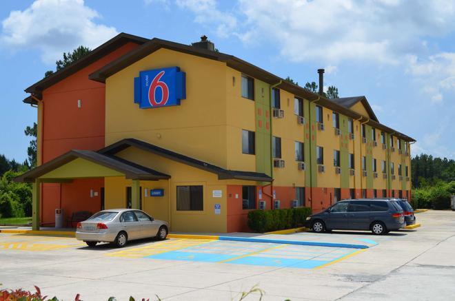金士兰 6 号汽车旅馆 - 金斯湾海军基地 - 金斯兰 - 建筑