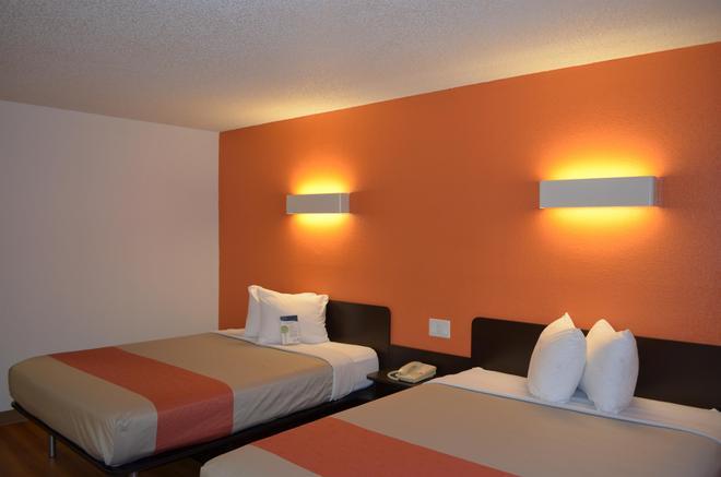 金士兰 6 号汽车旅馆 - 金斯湾海军基地 - 金斯兰 - 睡房