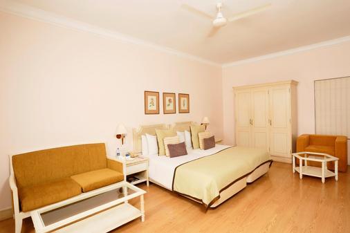帕苏玛莱玛杜莱度假酒店 - 马杜赖 - 睡房