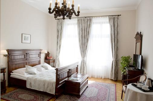 巴斯统瓦公寓式酒店 - 克拉科夫 - 睡房