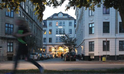 亚瑟库隆酒店 - 哥本哈根 - 建筑