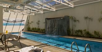 联合国家圣保罗城际酒店 - 圣保罗 - 游泳池